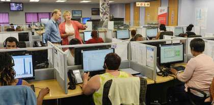 Cape Town's Transport Info Centre fields over 4400 calls a day