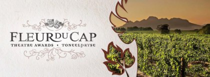 2014 Nominees for the prestigious 50th annual Fleur du Cap Theatre Awards announced
