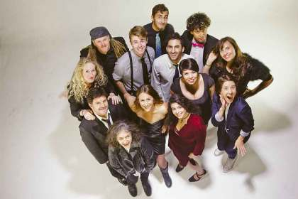 Improguise become residents of Cape Town's newest fringe venue
