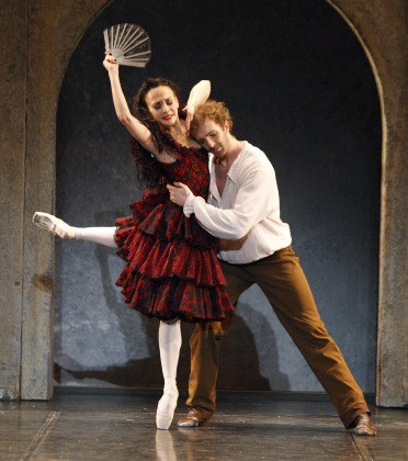 """Seductive"" 'Carmen' in ballet form coming to Artscape"
