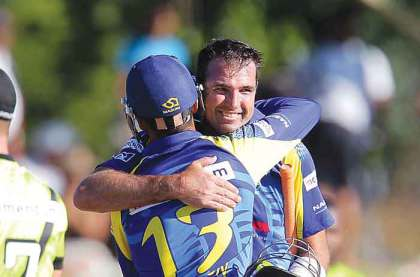 Cape Cobras chase home final in crunch match