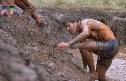Are you tough enough for The Jeep Warrior Race?