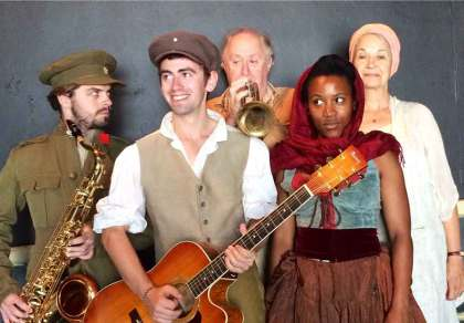 Survivors rediscover the joys of song in new production – Rosebank Theatre