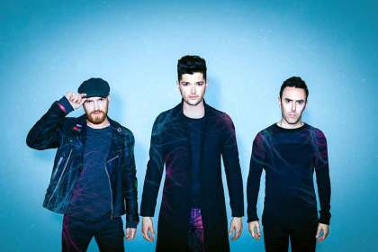 WIN! tickets to see The Script live in Joburg