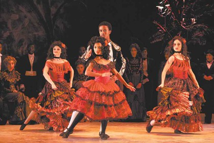 UCT Opera School performers do Verdi proud
