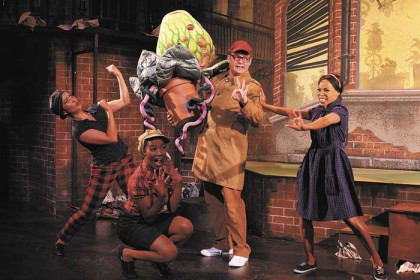 """Sly little beast"" of a musical coming to Monte"