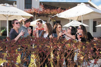 Wacky Wine Weekend to wow visitors to Robertson for 12th year