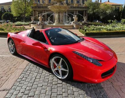 Ferrari's set to invade Montecasino yet again