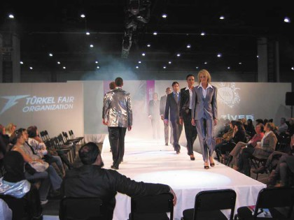 An international showcase covering a diversity of fashion