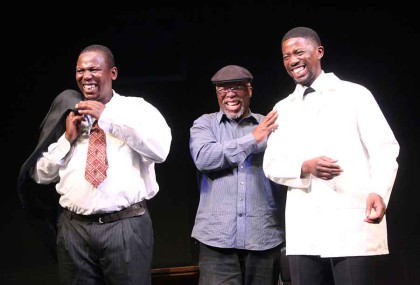 'Sizwe Banzi' lives again at the Baxter with a new generation of actors