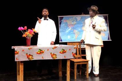 Baxter Theatre – August