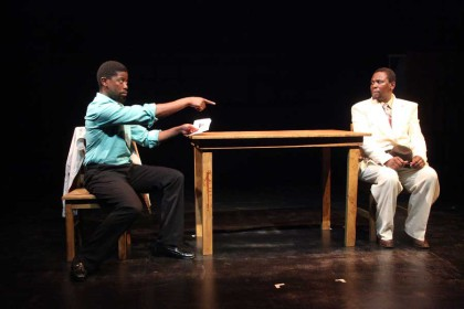 Theatre legend revives celebrated classic with son