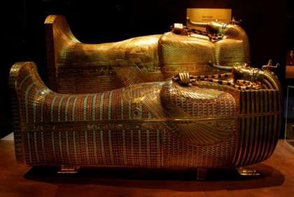 Tutankhamun exhibition enters the homestretch