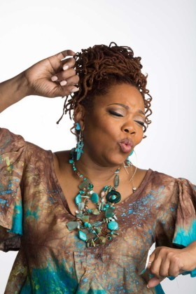 A jazz chanteuse in the classical vein headed for Standard Bank Joy of Jazz