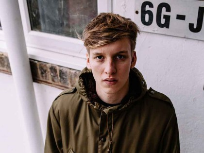 UK folk troubadour George Ezra to perform at Carnival City