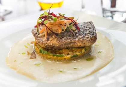 Glen Carlou: Go for the chardonnay, stay for the dining options