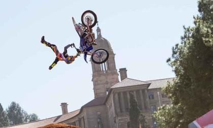 Freestyle motocross antics set to return to Pretoria