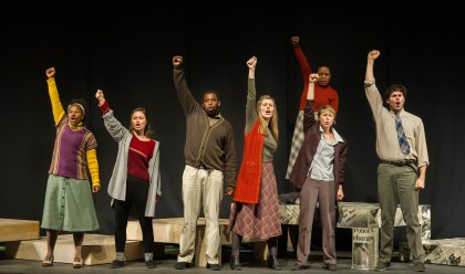 Apartheid-era classic play still rouses, but…