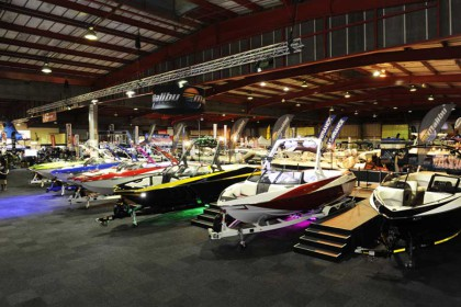 Boating, watersport and outdoor action at Nasrec