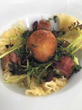 Grande Provence: A French fusion culinary experience presented with flair