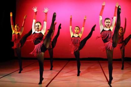 10 year celebration of youthful ballet