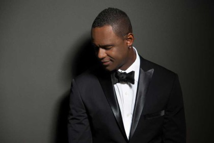Brian McKnight brings the soul back to Jozi