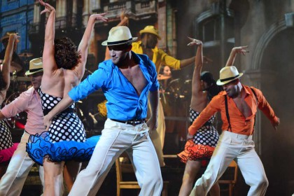 """World's toughest dance show"" burning the floor at the Joburg Theatre"