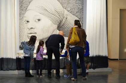 The magic of art comes alive in Sandton