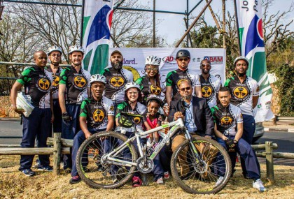 Mountain biking action on a  R1,5 million course this weekend