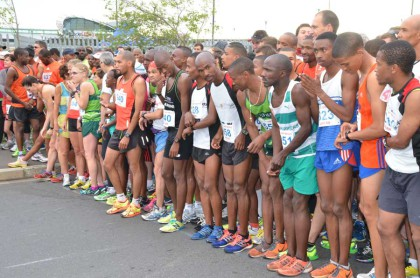 Join in on the fun at the Capegate Charity Run