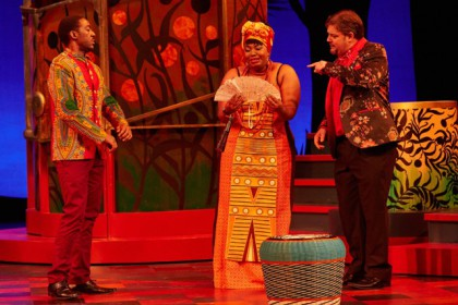 "CTO's ""Africanised"" operetta a blast from start to finish"