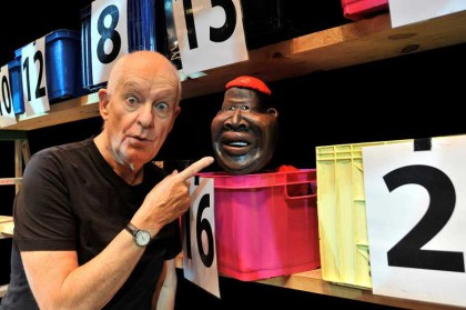 A satirist and his cluster of creations celebrate a milestone