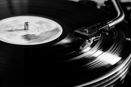 Dust off those vintage vinyl records…