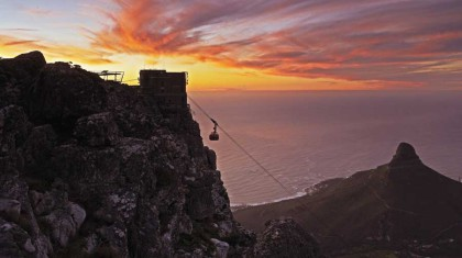 Table Mountain Cableway's half-price Sunset Special returns for summer