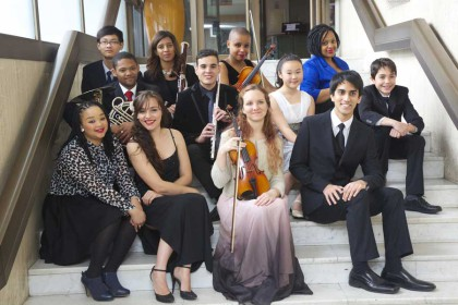 Celebrating Cape Town's emerging classical stars