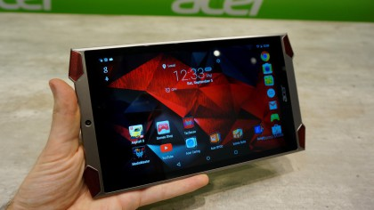 The Predator 8 GT-810 Acer gaming tablet