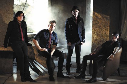 The Parlotones poised for second leg of national tour