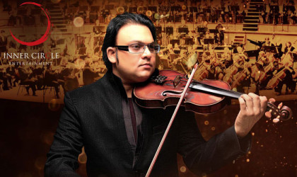 Indian violin maestro to premiere new concert in Cape Town