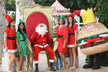 World class horse racing and festive family fun
