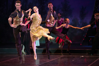 'Night and Day' ballet to welcome 2016