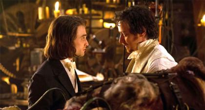 Daniel-Radcliffe-and-James-Macavoy-in-Victor-Frankenstein