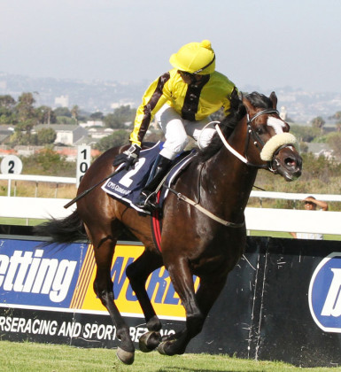 R100000 give-away plus world class horse racing