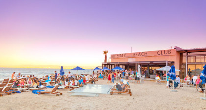 Celebrate New Year's Eve in style on the Beach