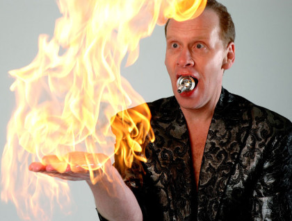 The Professional Regurgitator to offer Jozi fans a mouthful