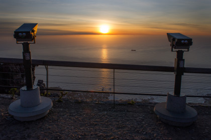 Table Mountain Cableway's Sunset Special returns