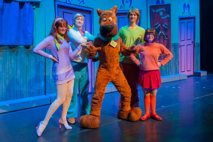 Meet Scooby-Doo and the Mystery Inc. Gang at GrandWest