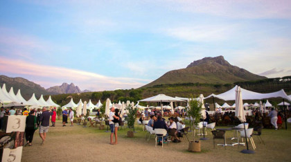 Stellenbosch Wine Festival – a feast for the senses awaits in 2016