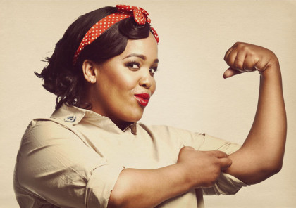 Tumi Morake flexes her comedic muscles at the Lyric Theatre