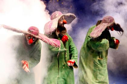Internationally lauded clown extravaganza coming to SA
