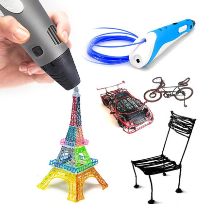 Create-3D-objects-with-the-printing-pen